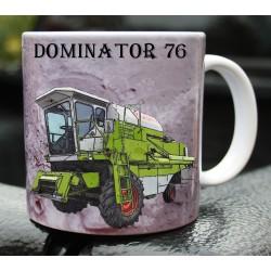 Foto hrneček traktor CLASS DOMINATOR 76 - 2