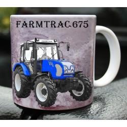 Foto hrneček traktor FARMTRACK 675