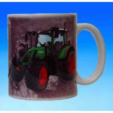 Foto hrneček traktor FENDT - 2
