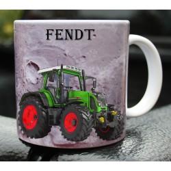 Foto hrneček traktor FENDT - 3