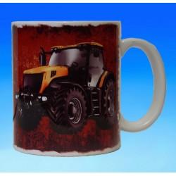 Foto hrneček traktor JCB 7230