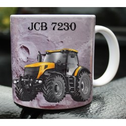 Foto hrneček traktor JCB 7230 - 2