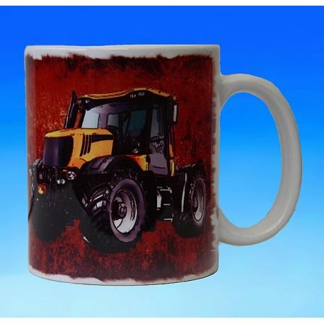 Foto hrneček traktor JCB Fastrac 3230
