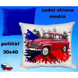 Polštářek auto ŠKODA OCTAVIA 1965