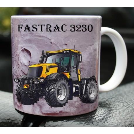 Foto hrneček traktor JCB Fastrac 3230 - 2
