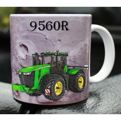 Foto hrneček traktor John Deere 9560R