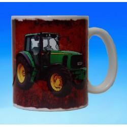 Foto hrneček traktor John Deere 6930 - 2