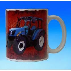 Foto hrneček traktor New Holland T5050 - 1