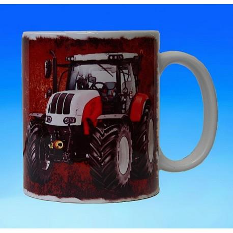 Foto hrneček traktor Steyr CVT 6240 - 1