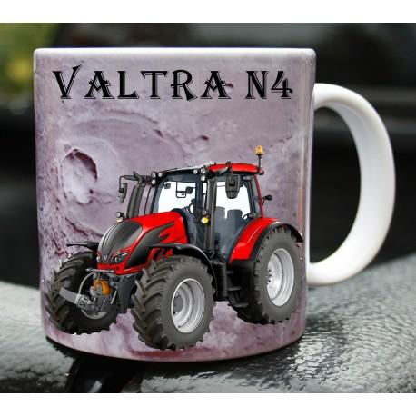 Foto hrneček traktor Valtra N4