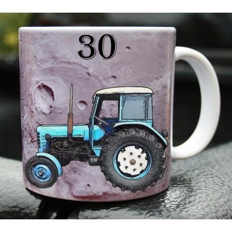 Foto hrneček traktor Zetor 30