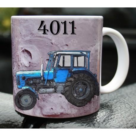 Foto hrneček traktor Zetor 4011