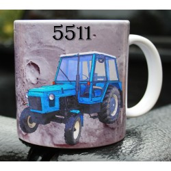 Foto hrneček traktor Zetor 5511