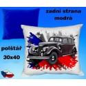 Polštářek auto ŠKODA SUPERB 1940