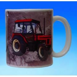 Foto hrneček traktor Zetor 7745 - 1