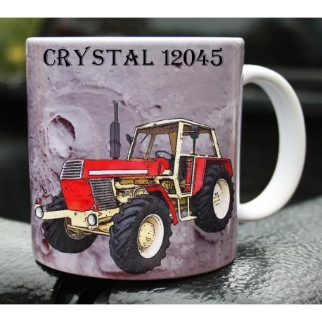 Foto hrneček traktor Zetor Crystal 12045