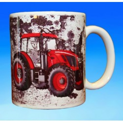 Foto hrneček traktor Zetor Crystal 160