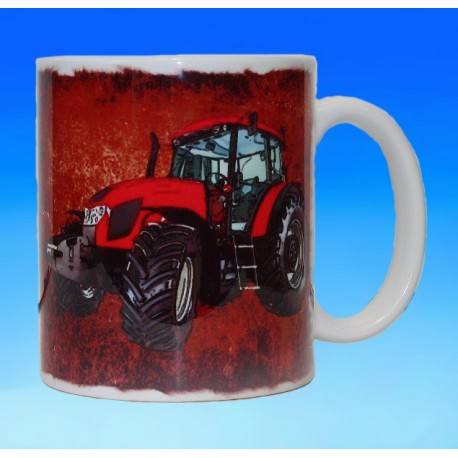 Foto hrneček traktor Zetor Forterra 150