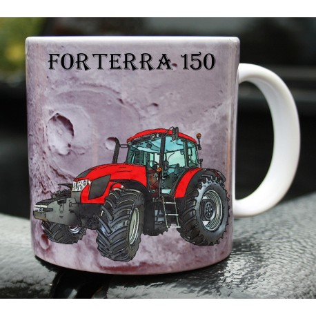 Foto hrneček traktor Zetor Forterra 150 - 2
