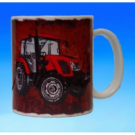 Foto hrneček traktor Zetor Proxima 110