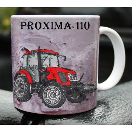Foto hrneček traktor Zetor Proxima 110 - 2
