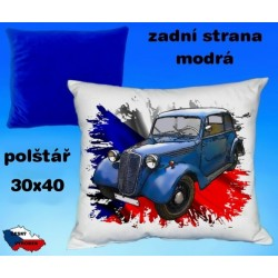 Polštářek auto TATRA 57 1938