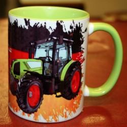 Foto hrneček traktor 2