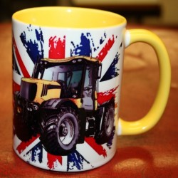 Foto hrneček traktor 3
