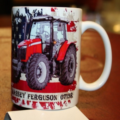 Foto hrneček traktor 4