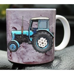 Foto hrneček traktor Zetor 30 - 2
