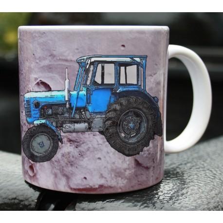 Foto hrneček traktor Zetor 4011 - 2