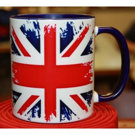 Foto hrneček vlajka Velká Británie