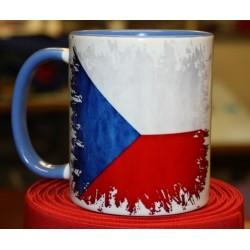 Foto hrneček vlajka Česká republika