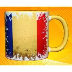 Foto hrneček vlajka Rumunsko