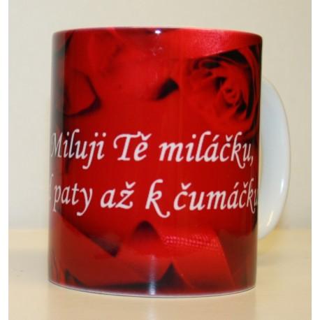 Foto hrneček Svatý Valentýn - 4