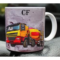 Foto hrneček DAF CF