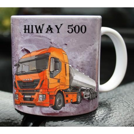 Foto hrneček IVECO HIWAY 500