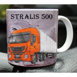 Foto hrneček IVECO Stralis 500