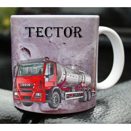Foto hrneček IVECO Tector 240