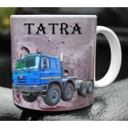 Foto hrneček TATRA