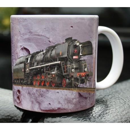Foto hrneček železnice - 1