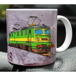 Foto hrneček železnice - 3