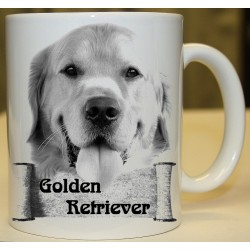 Foto hrneček Golden Retriever - 2