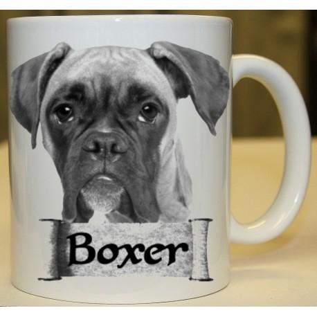 Foto hrneček Boxer