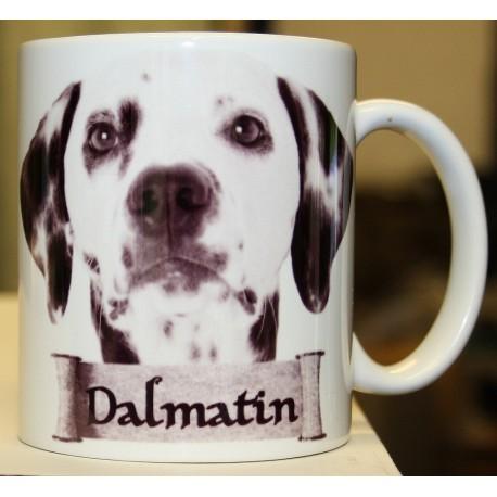 Foto hrneček Dalmatin