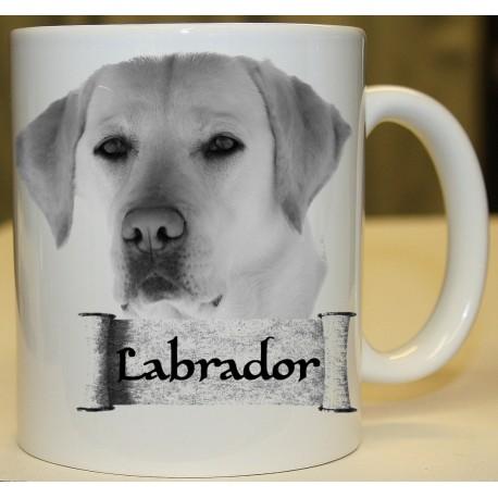 Foto hrneček Labrador