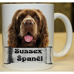 Foto hrneček Sussex Španěl - 2