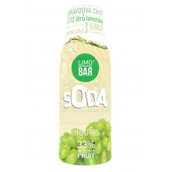 Limo Bar Sirup Hrozny 0,5l