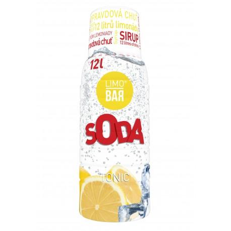 Limo Bar Sirup Tonic 0,5l