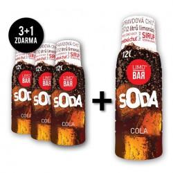 Limo Bar Sirup Cola 0,5l (3+1)